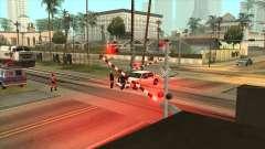 A falta de portões em Los Santos para GTA San Andreas