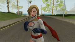 Powergirl From DC legends para GTA San Andreas
