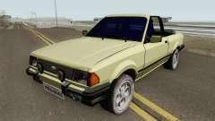 Ford Escort XR3 1986 Cabriolet para GTA San Andreas