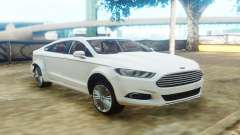 Ford Fusion White para GTA San Andreas