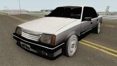 Chevrolet Monza 500 EF 4 Doors para GTA San Andreas