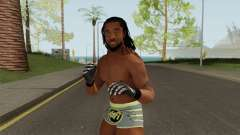 Kofi Kingston para GTA San Andreas