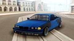 BMW E36 UTE para GTA San Andreas