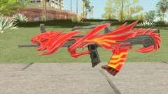 QBZ Iron Tiger para GTA San Andreas