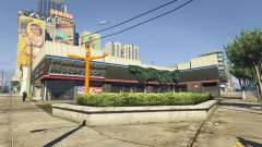 SELL CARS at Simeon Premium Deluxe Motorsport para GTA 5