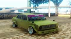 VAZ 2101 STANCEDRIFT PROJECT para GTA San Andreas