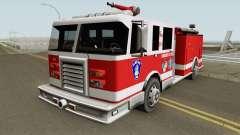 Chilean Firetruck para GTA San Andreas