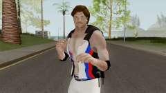 AJ Style With Vest para GTA San Andreas