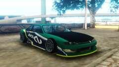 Nissan 200SX S14 Kouki Avol para GTA San Andreas