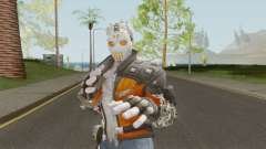 Slasher 76 From Overwatch para GTA San Andreas