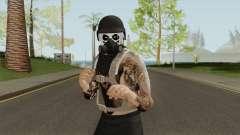 Skin Ramdon GTA Online Con Normalmap para GTA San Andreas