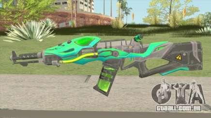 AN94 Bio Blaster para GTA San Andreas