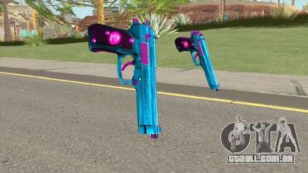 Colt 45 Azure para GTA San Andreas