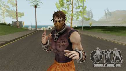 Dean Ambrose (Lunatic Fringe) from WWE Immortals para GTA San Andreas