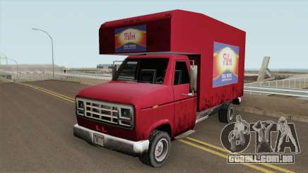 Mule Truck with Company Brands BR TCGTABR para GTA San Andreas