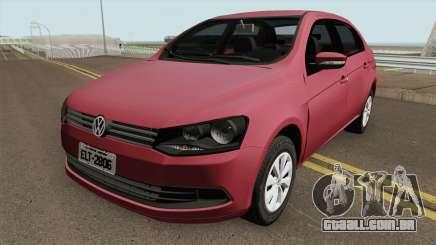 Volkswagen Voyage G6 Trend 2014 para GTA San Andreas