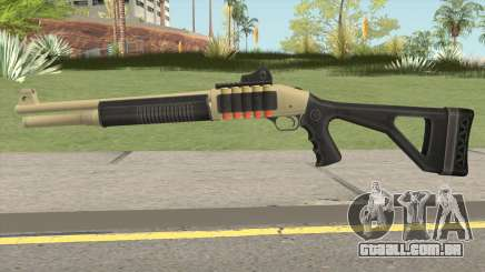 Mossberg 590 Semi-Auto Shotgun para GTA San Andreas