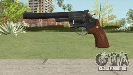 SW Model 29 Revolver para GTA San Andreas