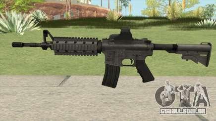 CSO2 M4A1 TAN Black para GTA San Andreas