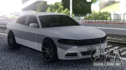 Dodge Charger RT 2016 Sedan para GTA San Andreas