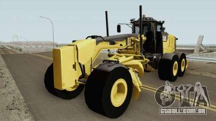 Caterpillar 140M3 Motor Grader para GTA San Andreas