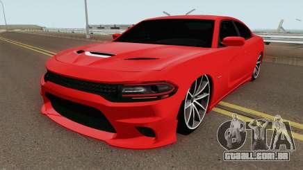 Dodge Charger Hellcat EnesTuningGarageDesign para GTA San Andreas