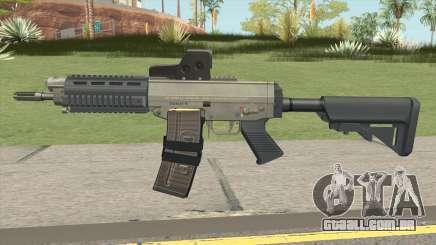 SIG SG-552 Eotech para GTA San Andreas