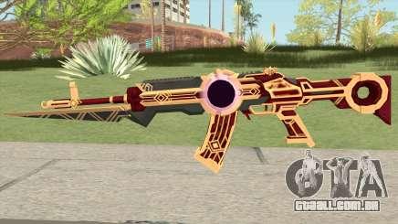 AN94 Harvester Bugged Wrong Gun para GTA San Andreas