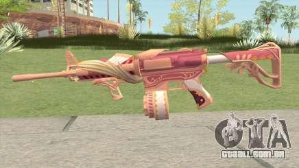 M4A1 Lyra para GTA San Andreas