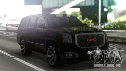 GMC Yukon Denali para GTA San Andreas