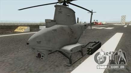MQ-8B FireScout Drone v1.2 para GTA San Andreas
