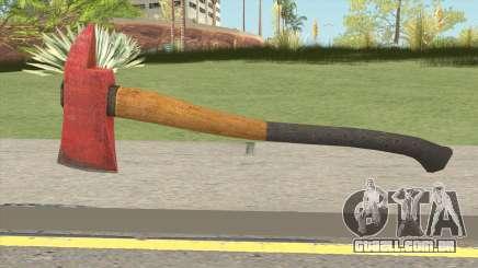 Axe Hotline Miami para GTA San Andreas