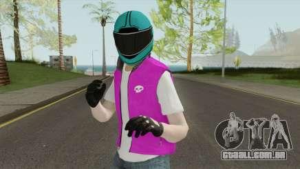Biker Hotline Miami para GTA San Andreas