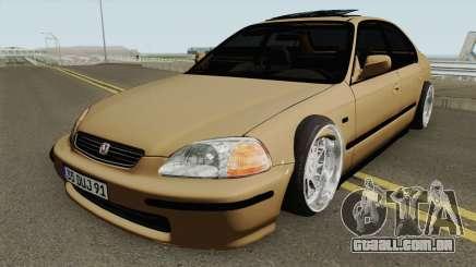 Honda Civic 1.6 MQ para GTA San Andreas