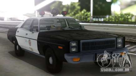 1978 Plymouth Fury Los Angeles Police Departamen para GTA San Andreas