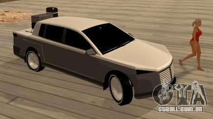 Tachka para GTA San Andreas
