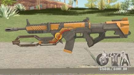 M4A1 Cutter para GTA San Andreas