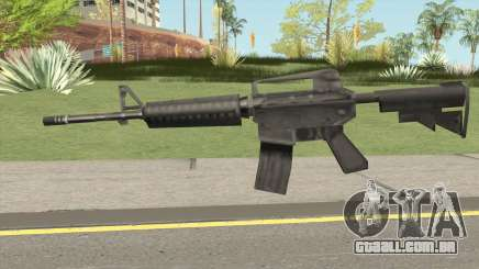 AR-15 (SA Style) para GTA San Andreas