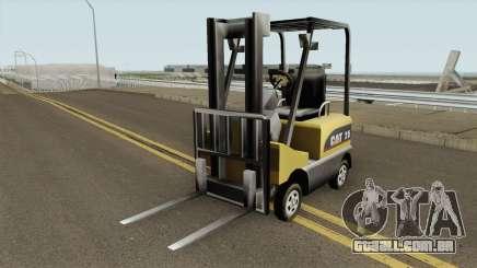 Forklift Empilhadeira TCGTABR para GTA San Andreas