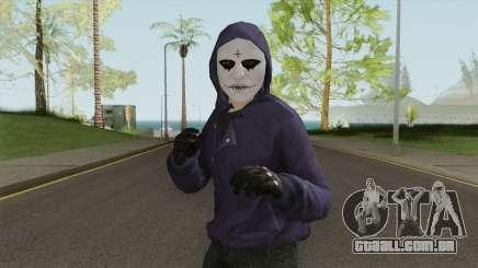 The Purge GTA Online Con Normalmap para GTA San Andreas