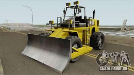 Dozer Retroescavadeira Cat TCGTABR para GTA San Andreas