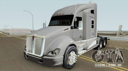 Kenworth T680 Studio Sleeper 2018 Full Chrome para GTA San Andreas