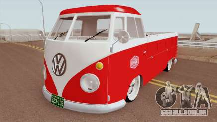 Volkswagen Type 2 (T2) Pickup - Coca Cola 1958 para GTA San Andreas