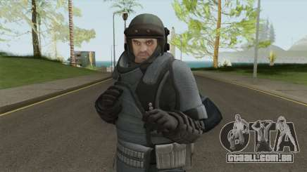 Trevor Phillips Ballistic Armor para GTA San Andreas