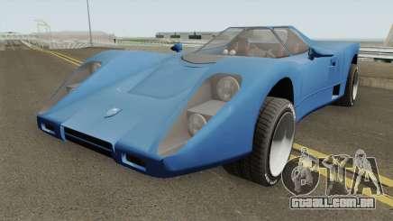 Ocelot Jackal Y GTA V IVF para GTA San Andreas