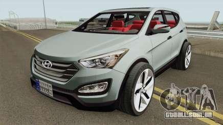 Hyundai Santa Fe 2015 HQ para GTA San Andreas