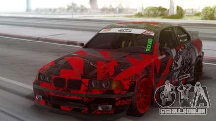 BMW E36 Sport para GTA San Andreas