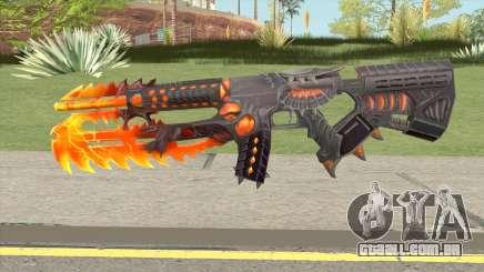 M4A1 Annihilator para GTA San Andreas