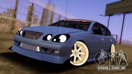 Toyota Aristo Sport para GTA San Andreas