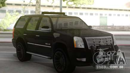 Cadillac Escalade Black Edition para GTA San Andreas